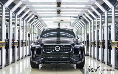 Volvo 富豪 XC90 黑色